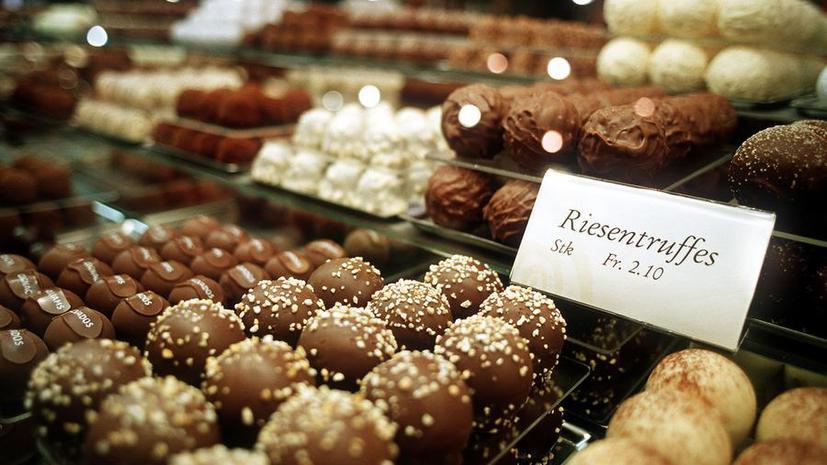 В Китае уничтожена крупная партия бельгийского шоколада