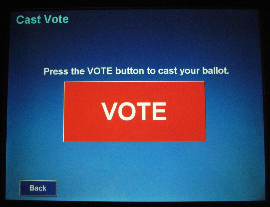 В США во время выборов использовали машины для голосования, которые может взломать даже хакер-неуч