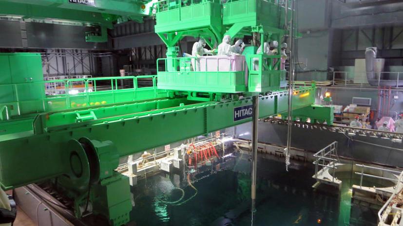 На одном из энергоблоков АЭС «Фукусима-1» остановилась система охлаждения