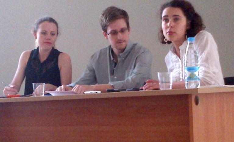 В Великобритании открыт фонд для финансовой поддержки Сноудена