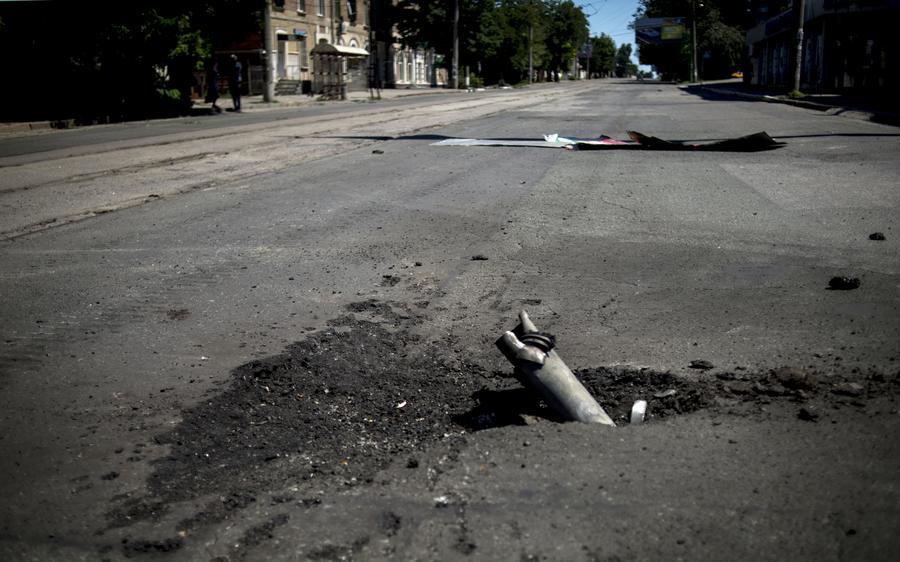 Украинские военные нанесли ракетный удар под Шахтёрском вопреки перемирию в зоне крушения Boeing 777