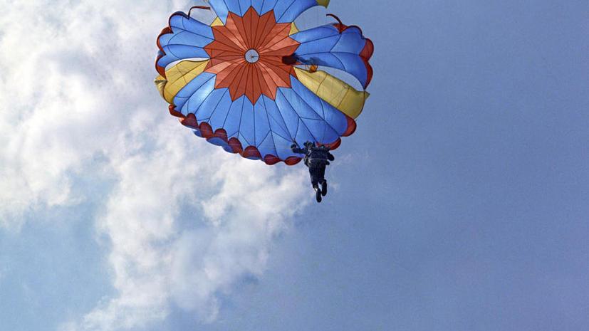 На рекорд в парашютном спорте претендует 103-летняя бразильянка