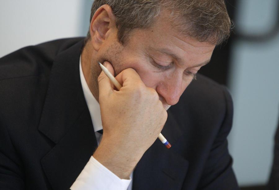 Слух об аресте, запущенный РБК-ТВ, стоил Абрамовичу $132 млн