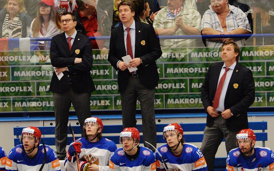 Сборная России не смогла одержать верх над американцами в матче чемпионата мира по хоккею