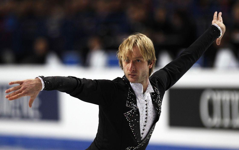 Евгений Плющенко подал заявление в полицию на журналиста «Евроспорта»