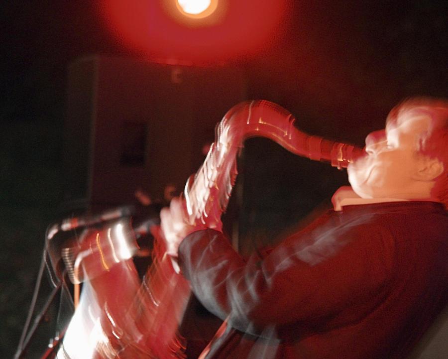 Лучшие джазовые импровизаторы выступили на открытии фестиваля-конкурса в Одессе