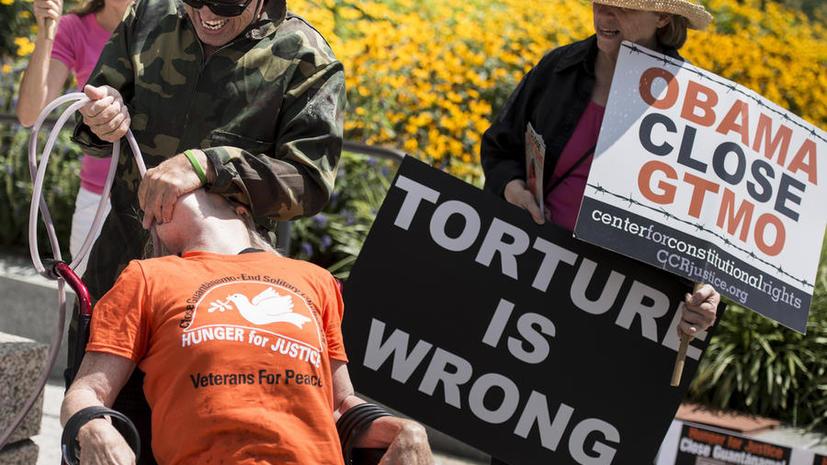 Доклад: Военные врачи США принимали участие в пытках заключённых