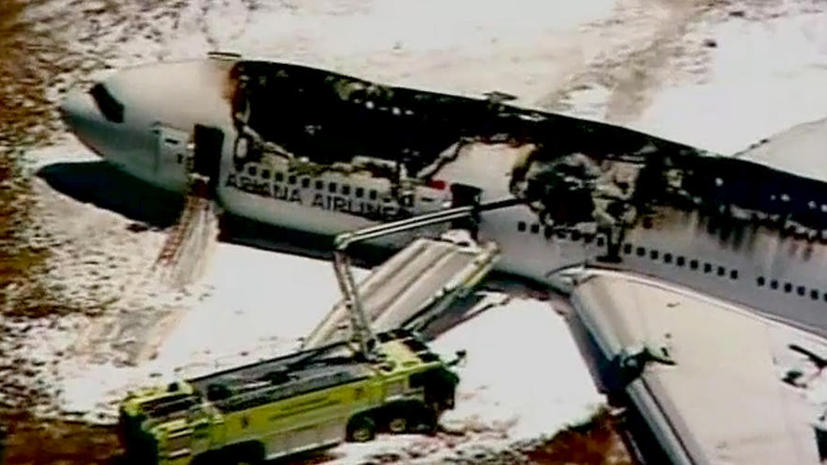 Следствие по делу разбившегося в США самолёта не исключает ошибку пилота
