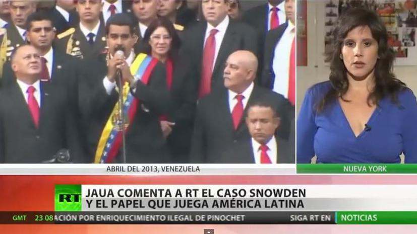RT на испанском вошёл в гостелесеть и крупнейшую спутниковую сеть Венесуэлы