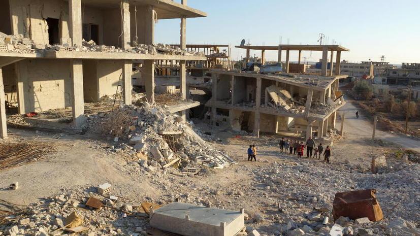 В ООН не подтвердили достоверность доклада Amnesty International о действиях ВКС РФ в Сирии