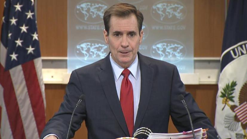 Госдеп США считает политику Москвы причиной приостановки межсирийских переговоров
