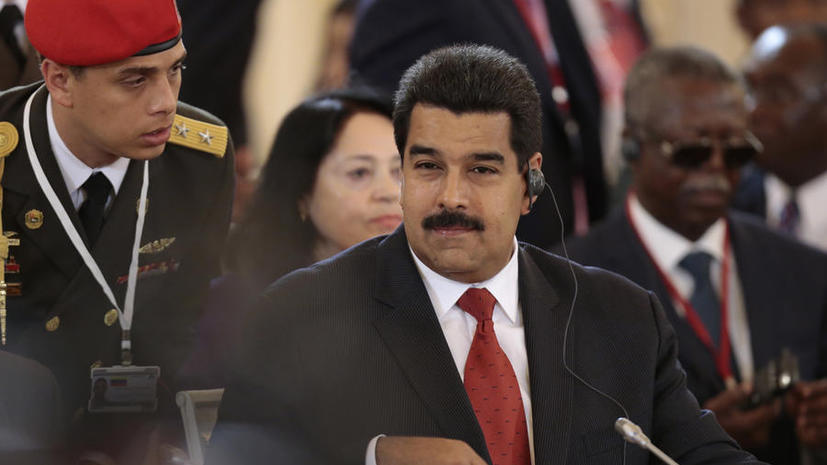 Николас Мадуро: Венесуэла установит самую мощную в мире систему воздушной обороны