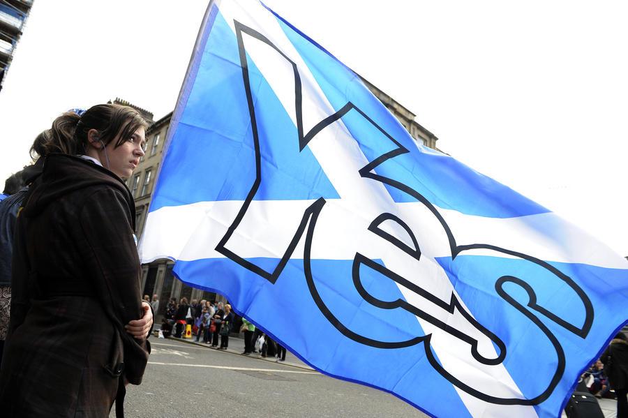 Эксперт: Испания может наложить вето на вступление Шотландии в ЕС