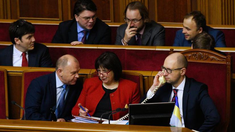 СМИ: Украина приняла «нереальный» бюджет, чтобы спастись от банкротства