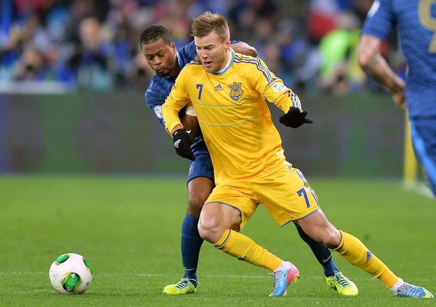 «Стыковые матчи» за путёвку в Бразилию: Украина, Хорватия и Португалия сделали заявки на успех