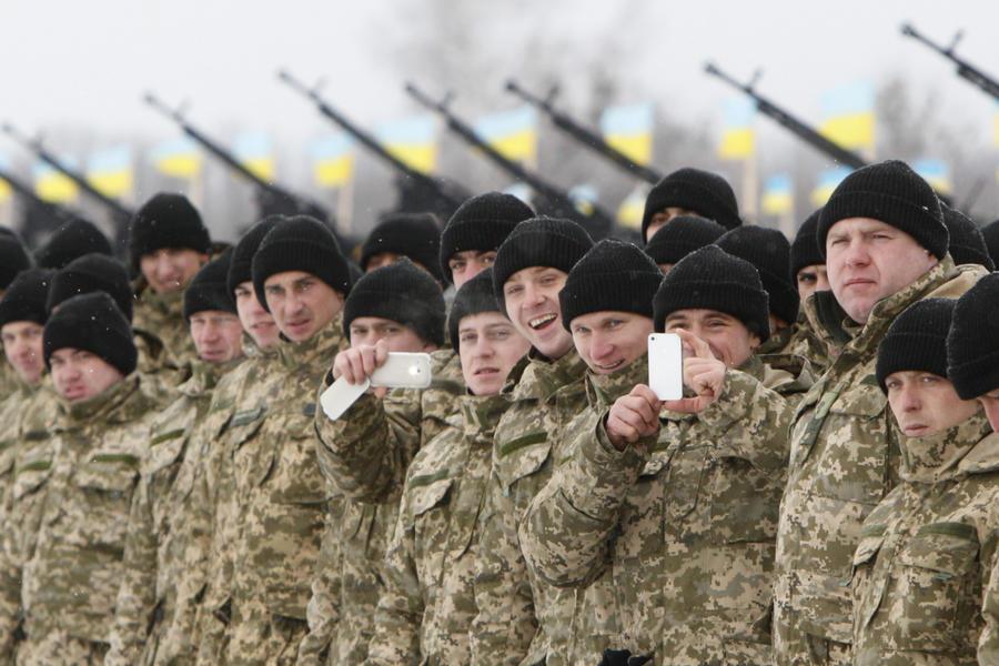 Британский военный: Украинские силовики не умеют ни стрелять, ни командовать