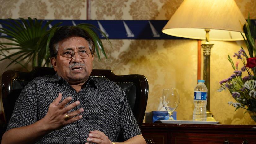 Первез Мушарраф: Исламабад негласно разрешал США наносить удары с беспилотников