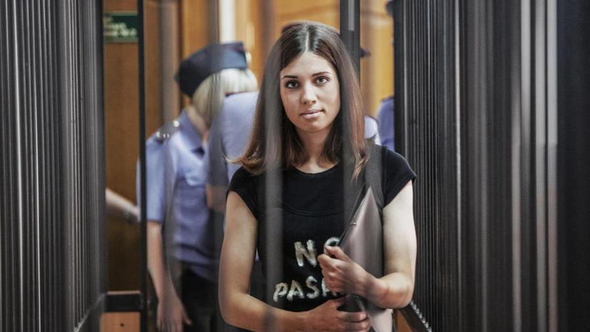 Заключённые участницы Pussy Riot попросят заменить колонию на исправительные работы