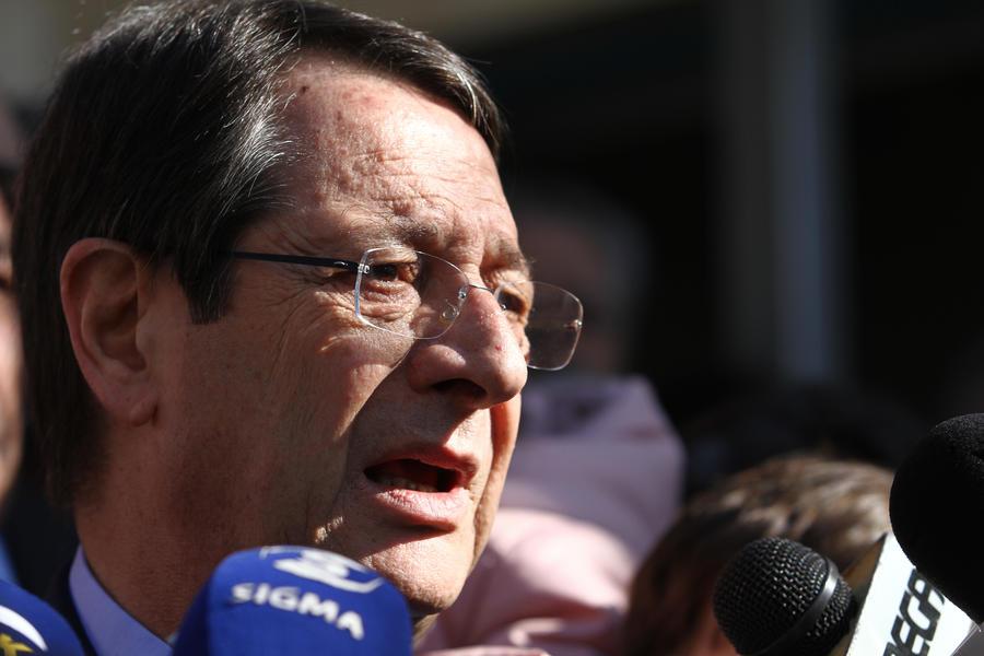 Президент Кипра: Республика возместит потери российских вкладчиков