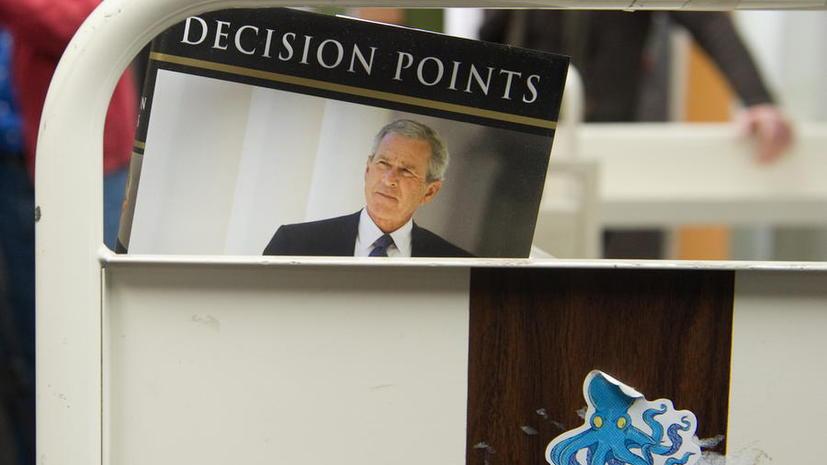 Джордж Буш-младший лгал американцам о военной кампании в Ираке