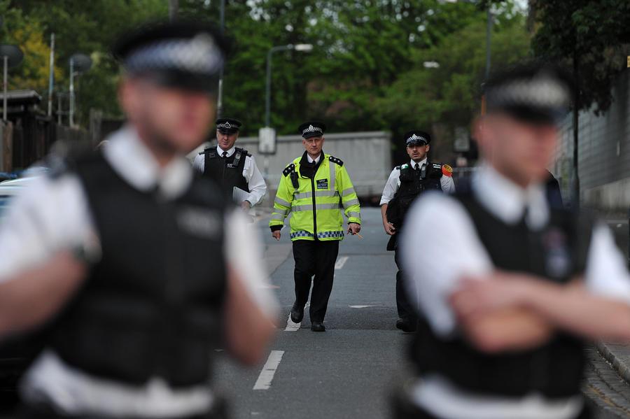 СМИ: Полиция задержала ещё четверых человек по подозрению в причастности к убийству военного в Лондоне