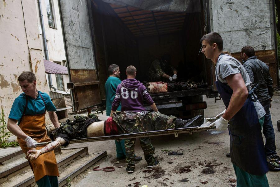 Генштаб РФ: Против жителей юго-востока Украины воюют 300 наёмников, вернувшихся из Сирии