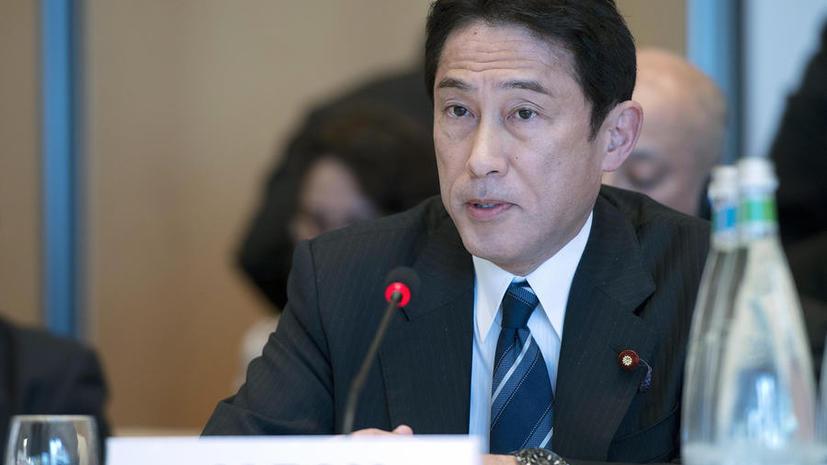 Япония объявила о введении санкций в отношении России