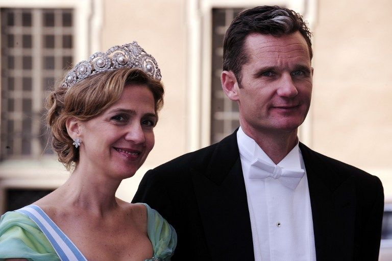 Принцесса Испании Кристина оказалась в центре коррупционного скандала