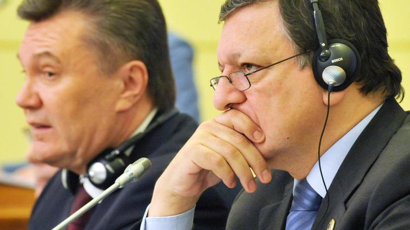 Виктор Янукович: На Украине не будет вводиться режим ЧП