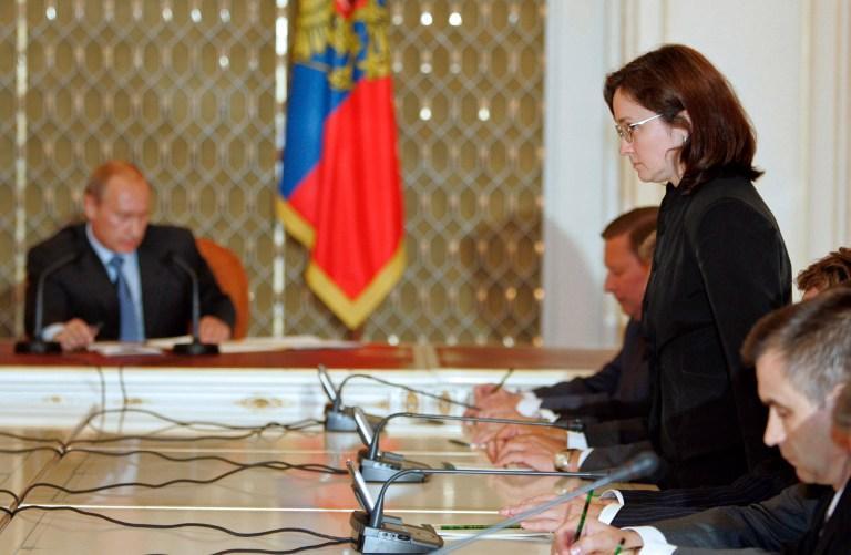 Владимир Путин предложил Эльвиру Набиуллину на пост главы ЦБ