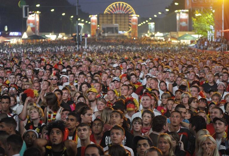 Исламисты готовят атаку на Германию во время трансляции финала Лиги чемпионов