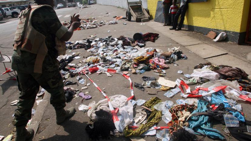 Около 60 человек погибли на праздновании Нового года в Кот-д'Ивуаре