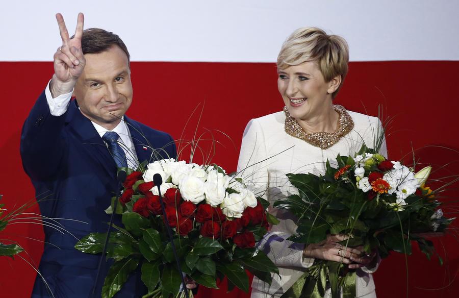Эксит-полл: На президентских выборах в Польше победил сторонник НАТО и военной поддержки Украины
