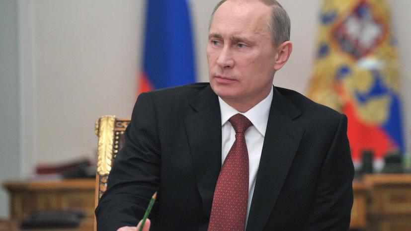 Radio Free Europe: Путин запустил в России новую перестройку