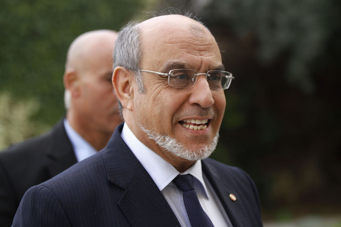 Премьер-министр Туниса Хамади Джебали подал в отставку