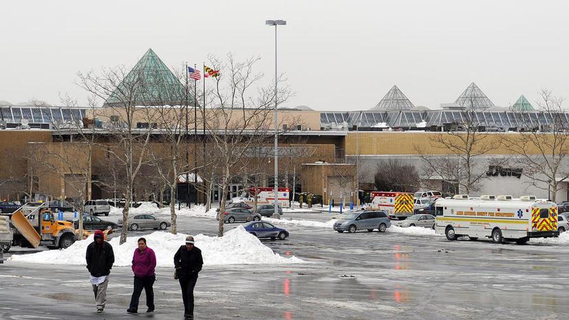 Полиция опознала убийцу двух человек в торговом центре штата Мэриленд