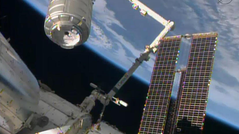 США надеются на продолжение совместной эксплуатации МКС после 2020 года