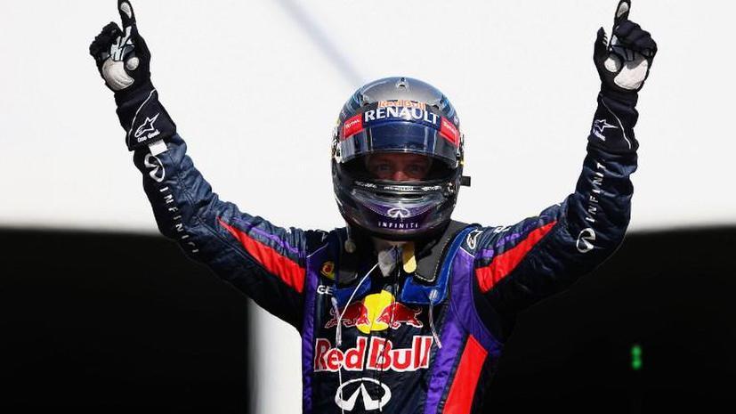 Себастьян Феттель нацелился на четвёртый титул чемпиона мира «Формулы-1»
