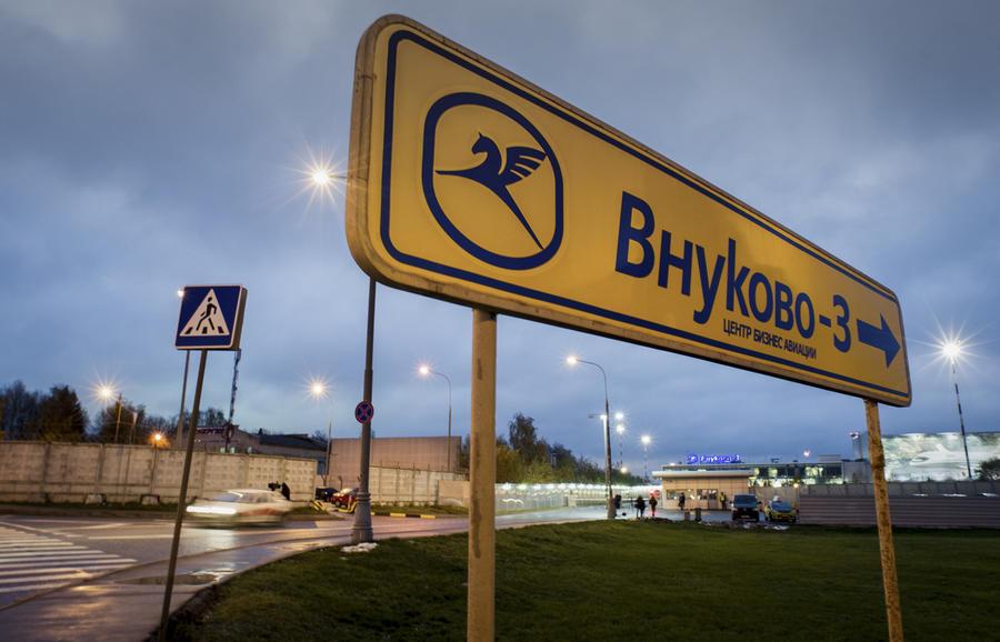 Глава международного аэропорта Внуково и его заместитель подали в отставку
