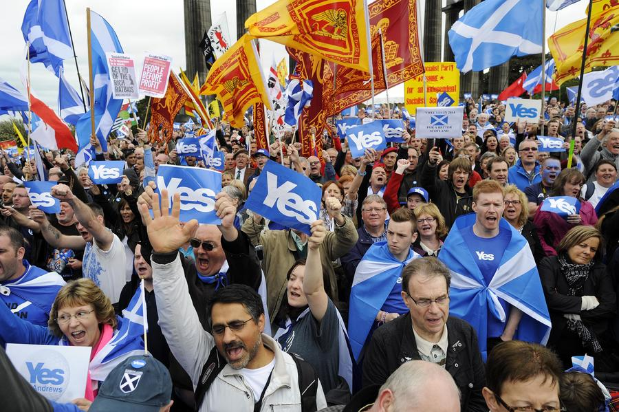 Шотландия признана самой образованной страной в Европе