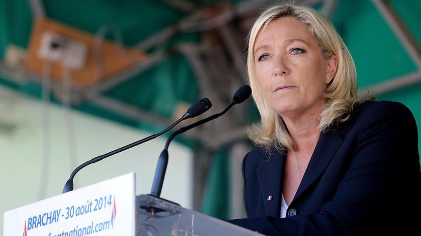 Марин Ле Пен одобряет «патриотическую экономическую модель» Путина