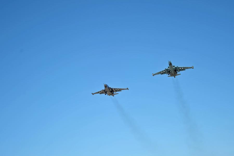 Немецкие СМИ: ВВС Турции стоит поучиться профессионализму у России