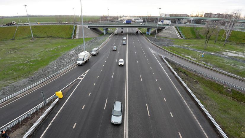 СМИ: Объезд платных дорог по населённым пунктам могут запретить