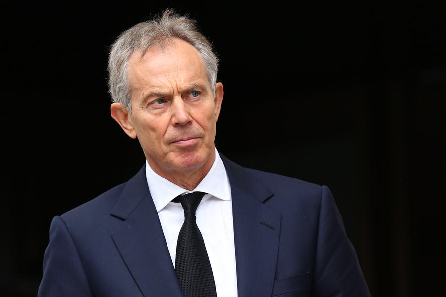 Тони Блэр предупредил британцев о деформации ислама