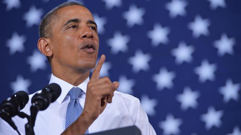 Президент США Барак Обама призвал американцев ехать на Олимпиаду в Сочи