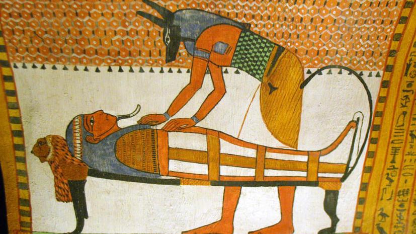 Исследование: египетские фараоны страдали от современных болезней