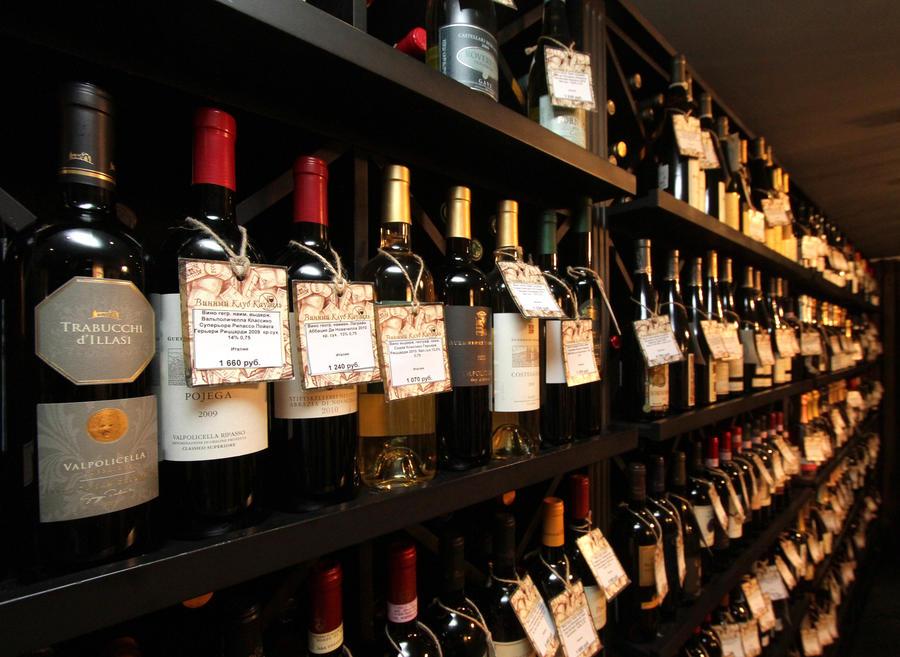 В России ужесточат контроль за продажей и производством алкоголя