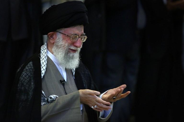 Духовный лидер Ирана раскритиковал переговоры Хасана Роухани в Нью-Йорке