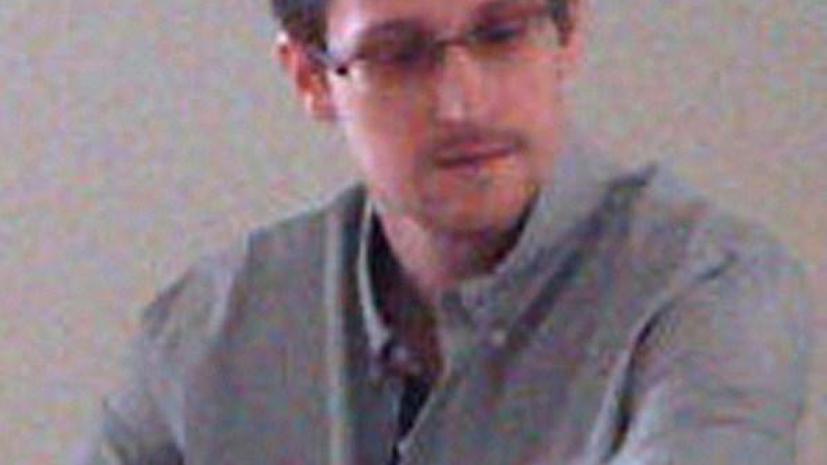 Российские политики: В США Сноудену угрожает реальная опасность