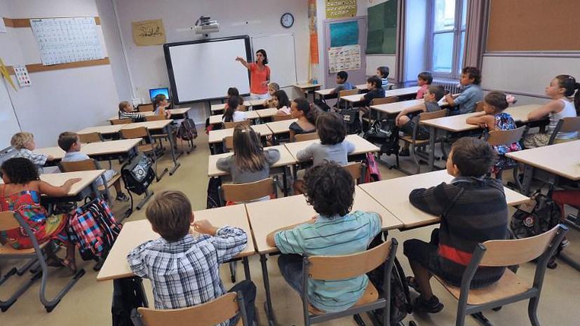 Итальянская учительница пугала невнимательных детей Освенцимом